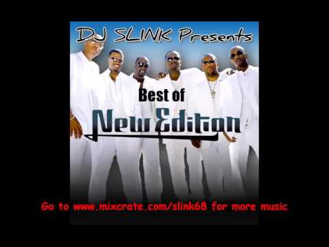 Best of New Edition (DJ SLINK)