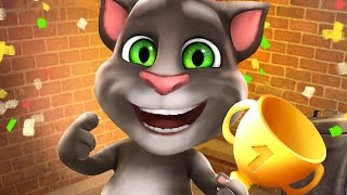 Kids Learning Colors through Ball Pit Show|Kids Funny games|Talking Tom Cat|Kids Funny Cartoons|Talking Tom and Friends|Kids Learning Nursery Rhymes In Videos|Kids Funny Cartoons|C ...
