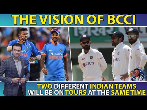 Two Different Indian Teams Will Be on Tours at the same time   Tanveer Says