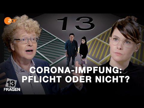 Kampf gegen Corona - Impfen ja oder nein? | 13 Fragen