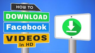 How to Download Facebook Video in HD Without Any Software screenshot 1
