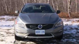 2016 Volvo S60 Cross Country Test Drive
