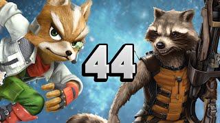 Fox McCloud vs Rocket Raccoon | URBoF #44