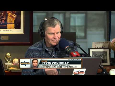 Kevin Connolly on the Dan Patrick Show (Full Interview) 3/26/14