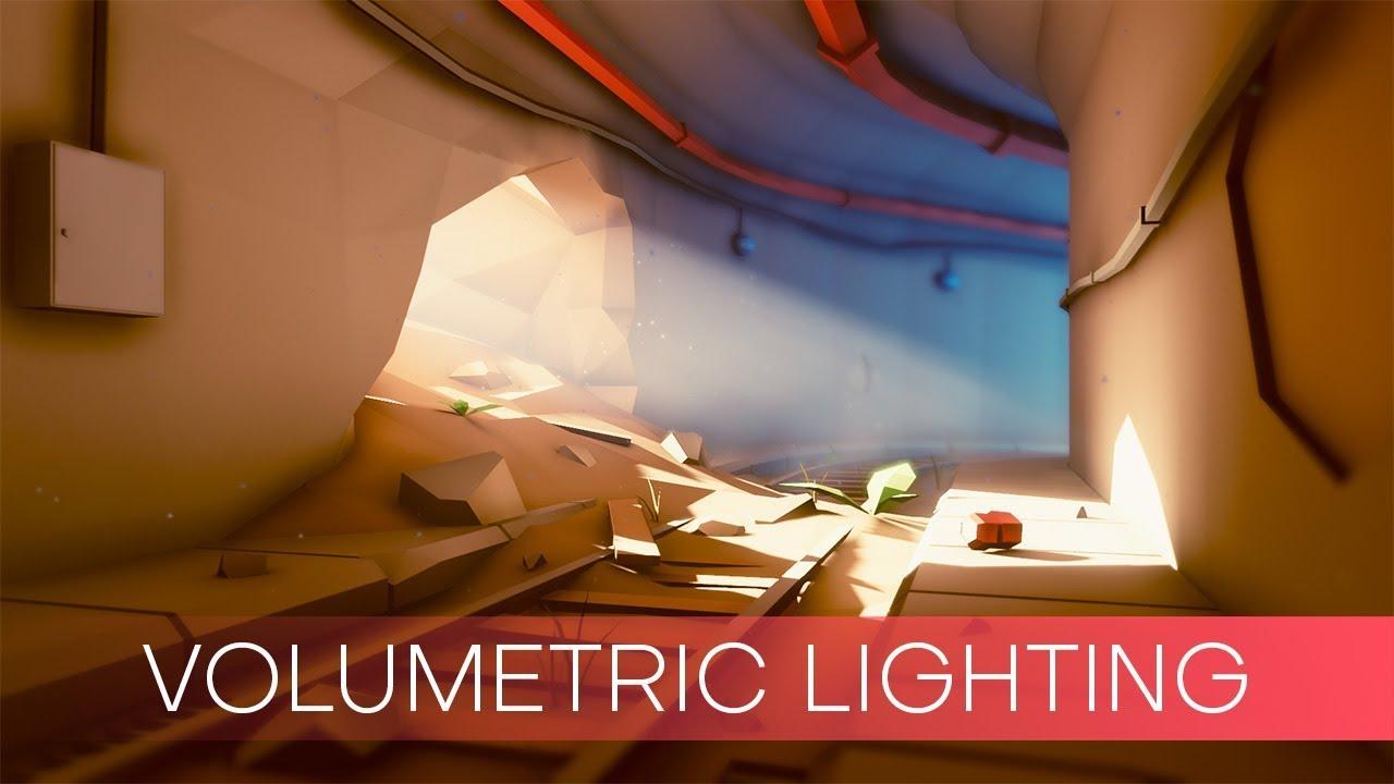 Unity Tutorial: Volumetric Lighting