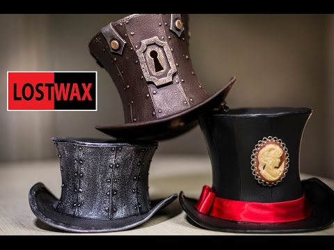 How To Make A Mini Top Hat! Mini Top Hat Pattern And Steampunk DIY Instructions