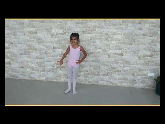 CEIC em casa | Coreografia bailarinas Cairuçu