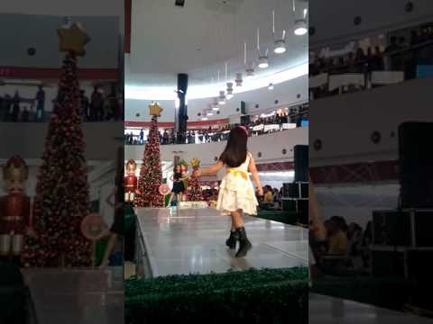 Fashion show @ SM City Rosario