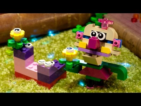 The Magic Flower - LEGO Classic - Creative Storytelling
