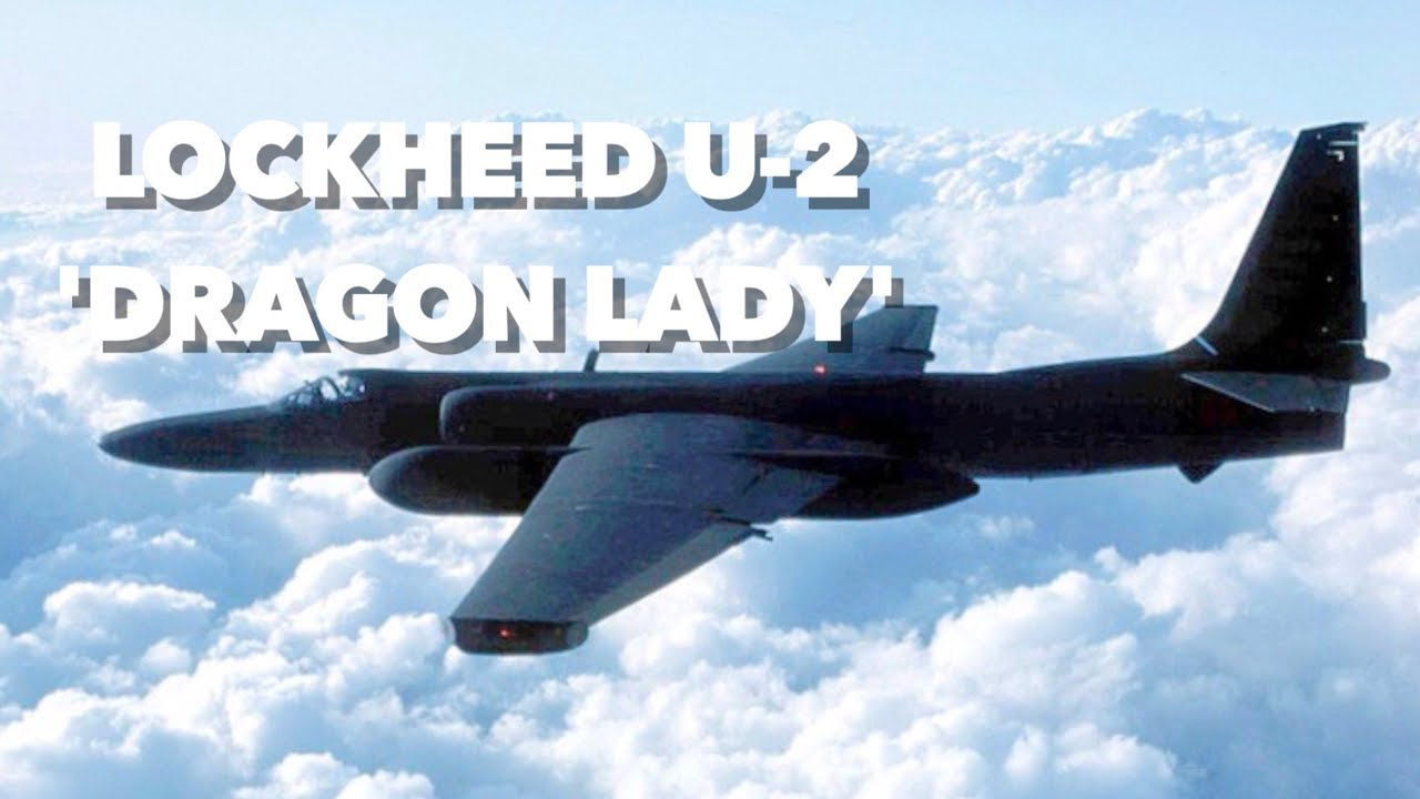 U-2 Dragon Lady Gives a Helping Hand to U.S. Troops