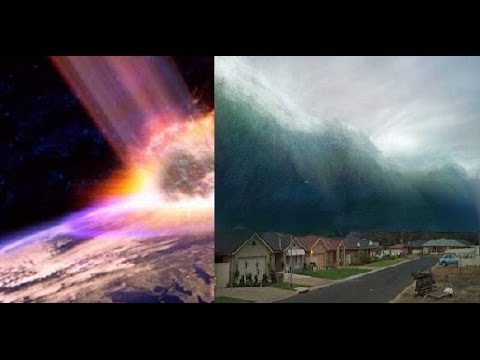 Get ready there is coming an asteroid will cause a tsunami in the get ready there is coming an asteroid will cause a tsunami in the atlantic ocean english youtube sciox Gallery