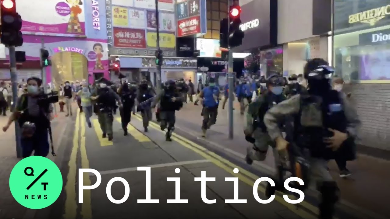 Dozens more arrests as protestors clash with police outside former ...