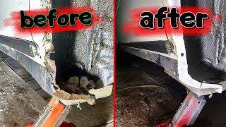 ОБЯЗАТЕЛЬНО ПОСМОТРИ!!! вдруг пригодиться :)  ремонт крепления в крыле