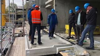 Promo Schöck Isokorf® IQlick: De oplossing voor het achteraf monteren van balkons.