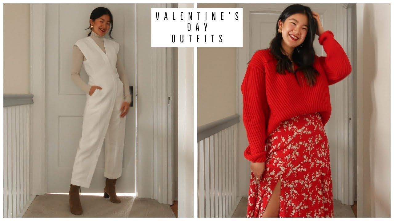 [VIDEO] - EASY VALENTINE'S DAY OUTFIT IDEAS 4