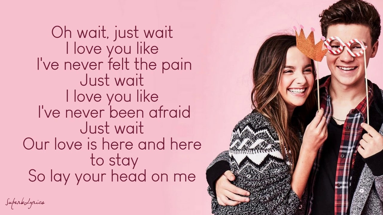 Alex Sierra Little Do You Know Annie Leblanc Hayden Summerall Cover Lyrics Youtube