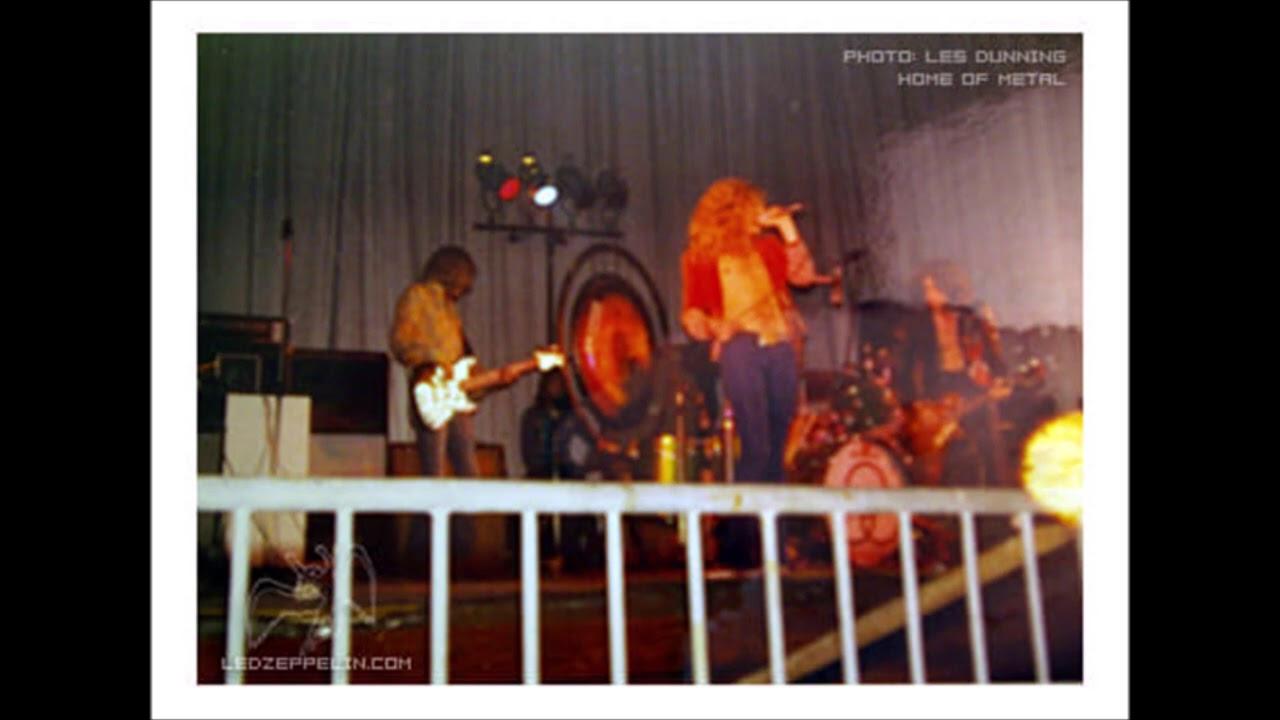 Led Zeppelin - Live in Birmingham, UK (Dec. 16th, 1972)