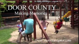 Making Memories in Door County - Swing-Time at PC Junction
