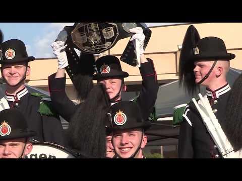 DrumLine Battle - Norway Vs. Marines Corps Band, Quantico