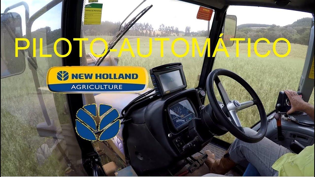 Piloto Autom U00e1tico Ez Pilot   Gps New Holland  Trimble  Fm