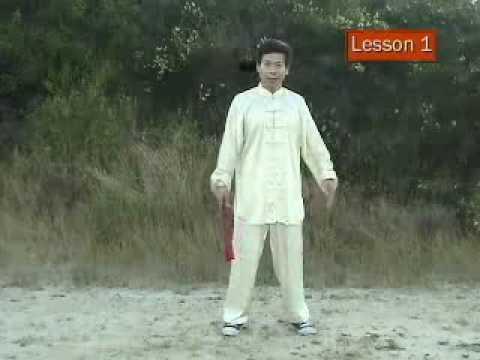 be3a3bc04 Tai Chi Taiji Kung Fu Fan - YouTube
