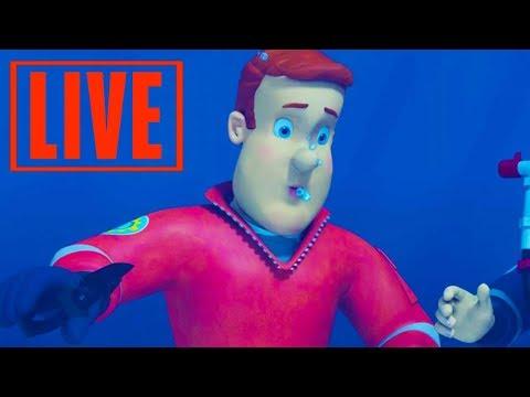 Fireman Sam US New Episodes   Sam's Daily Training - Full Episodes   1h Adventure 🚒Cartoons for Kids