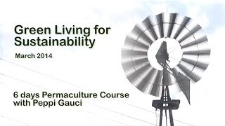 Peppi Gauci | GLFS Permaculture Course | March 2014 | Malta