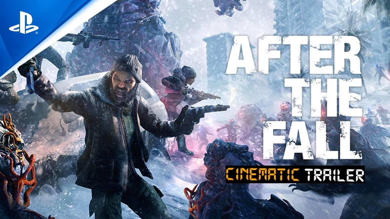 Tráiler cinemático de After the Fall
