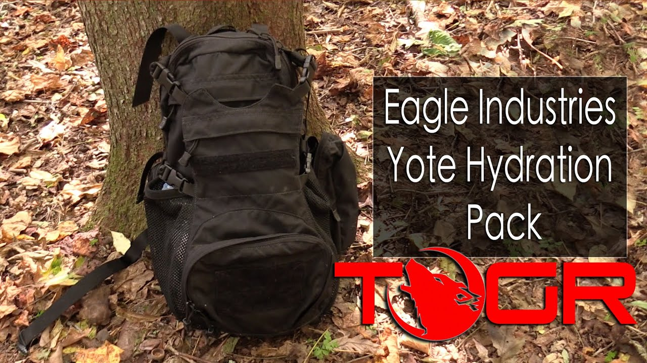 Download Expensive and Rare - Eagle Industries Yote Hydration Pack