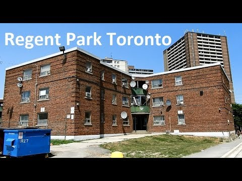 Regent Park Toronto One of the Dangerous Neighbourhoods ranked by TripAdvisor and Viewers