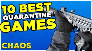 Top 10 Best FPS Games to Play While in QUARANTINE