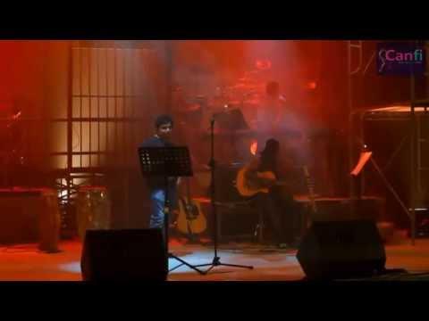 Sanda Sanda Wage~ Kasun Kalhara Live Performance ~ Canfi 2012