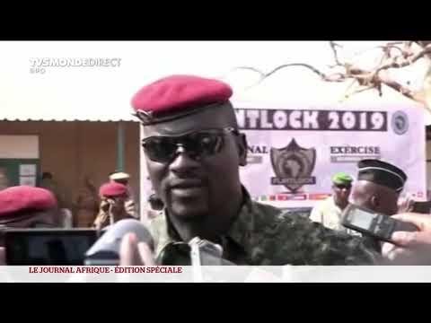 Guinée : qui est le putschiste Mamady Doumbouya ?
