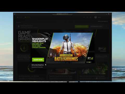 How To Update Your Nvidia Drivers (Geforce GTX)