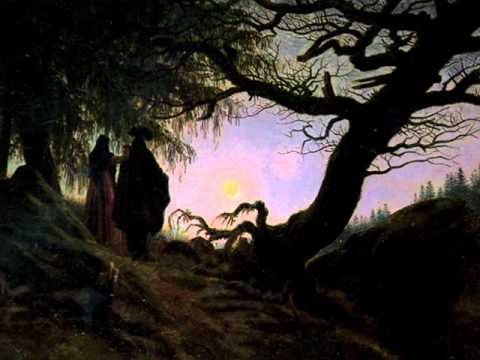 Caspar David Friedrich paintings - Schubert