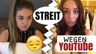 STREIT mit meiner Schwester wegen YOUTUBE VIDEO .. | BibisBeautyPalace