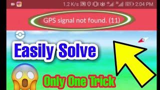 Pokemon Go | GPS Signal Not Found (11) Fixed