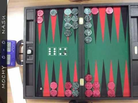 SAPPORO OPEN 2010 - 1 - backgammon バックギャモン