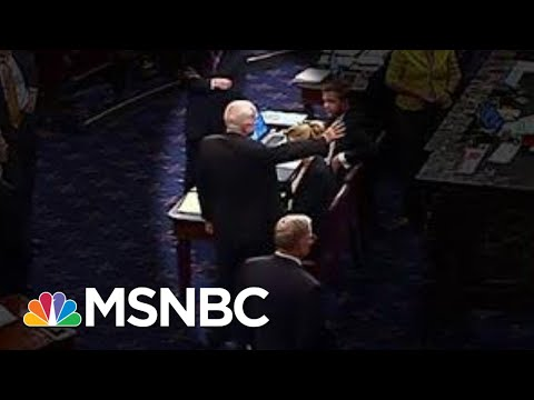 Watch President Trump And Cruz Get Demolished In Obamacare Lie | The Beat With Ari Melber | MSNBC