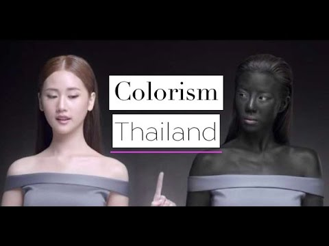 Colorism..In THAILAND..IS Thailand Racist..Traveling While Black..Racism In Thailand