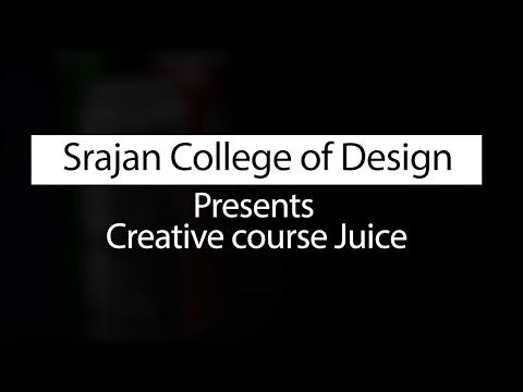 Srajan Creative Cans | SRAJAN College of Design | #education