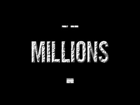 Pusha T - Millions ft. Rick Ross (Wrath Of Caine) (Explicit) (LYRICS)