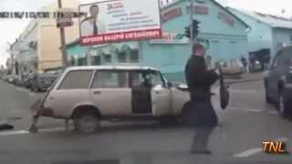 حوادث شعب روسي مضحك
