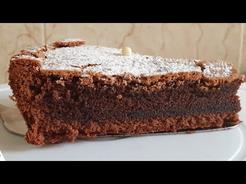 brownie-au-chocolat-meilleur-recette-rapide-et-facile-💥💥💥-براوني-بالشوكولا-يستحق-التجربة