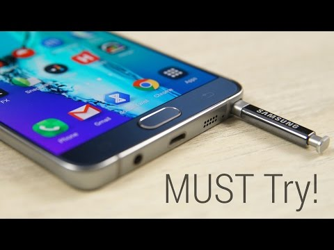 10 Interesting Apps You Should Be Using! (Galaxy Note 5) AT#36