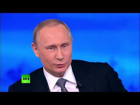 Путин — о личной жизни: У меня все хорошо