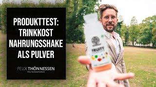 Produkttest: Trinkkost Nahrungsshake als Pulver - Der perfekte Vitaminshake | felixthoennessen.de