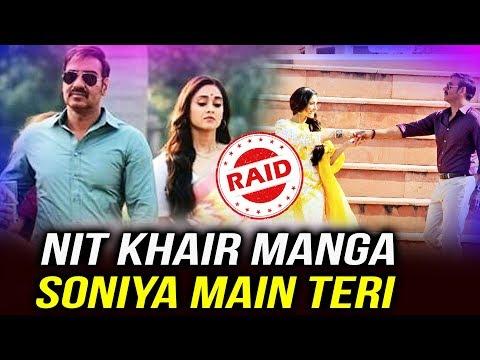 RAID First Song Nit Khair Manga Soniya Main Teri | Ajay Devgn, Ileana D'Cruz