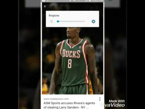 Larry Sanders to the Cleveland Cavaliers??