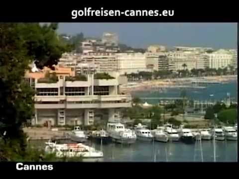 Golfen in Cannes